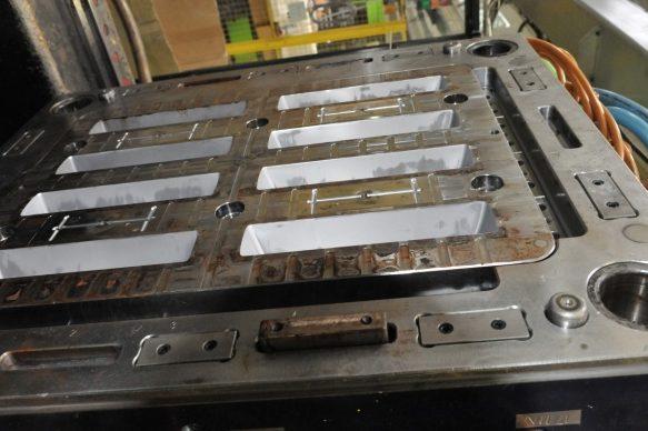 Forma wtryskowa - Cerplast - wtryskarka, wtryski, produkcja detali, tworzywa sztuczne,